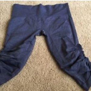 Lululemon In The Flow Crop Pants Size 10